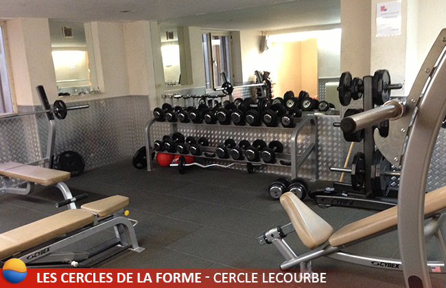 salle de fitness paris 15 cercle de la forme. Black Bedroom Furniture Sets. Home Design Ideas