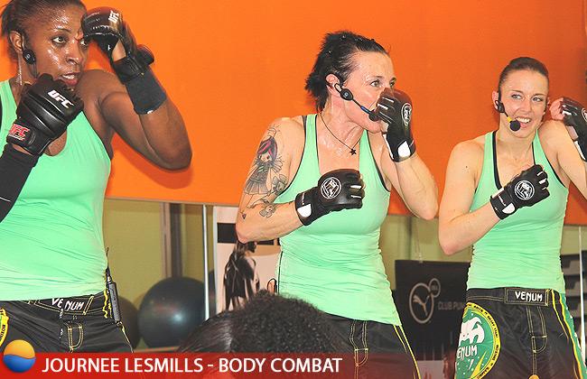 Journée LesMills - Body Combat