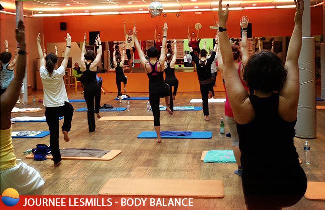 Body Balance pour la journée LesMills au Cercle Ornano