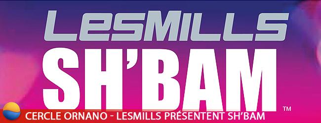 Les cours Sh'bam du programme LesMills débarquent au Cercle Ornano !