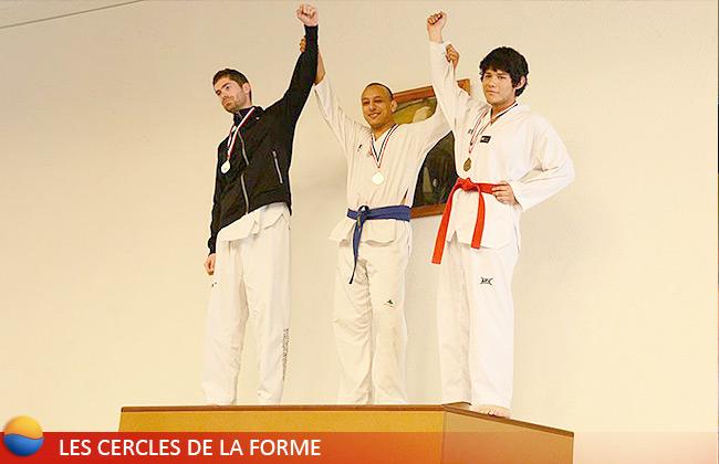 Les gagnants du Trophée des VikingsActe 2 de Taekwondo