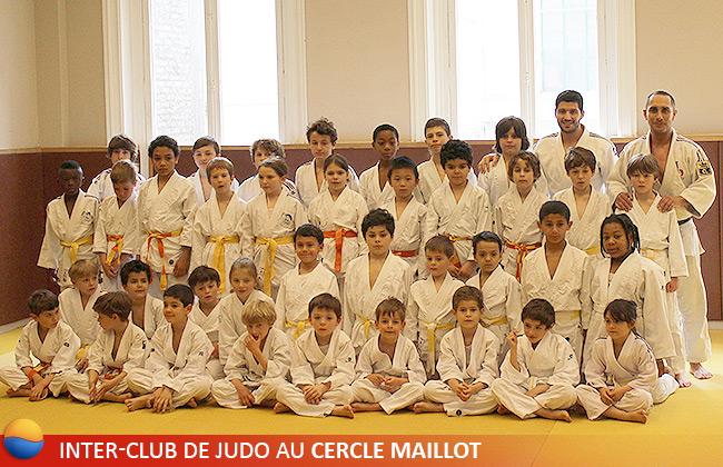 Cercle de la Forme Maillot, Journée Inter-Club de Judo