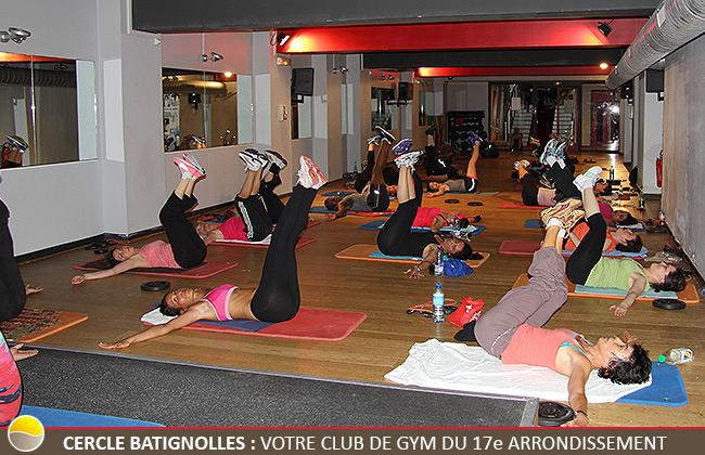 Decouvrez Le Cercle Batignolles Votre Club De Gym Paris 17