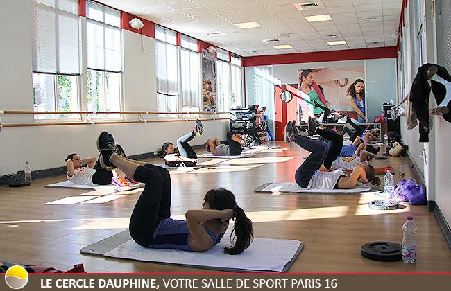 Decouvrez Le Cercle Dauphine Votre Salle De Sport A Paris 16