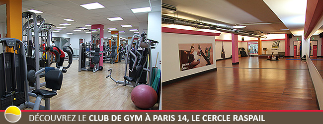 club de gym paris 14 d couvrez le cercle raspail. Black Bedroom Furniture Sets. Home Design Ideas