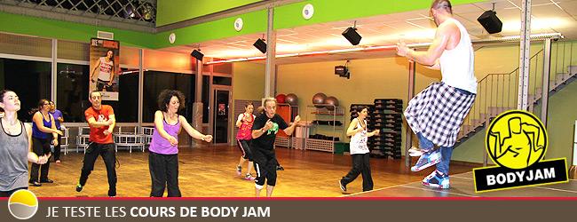 Je teste les cours de Body Jam aux Cercles de la Forme
