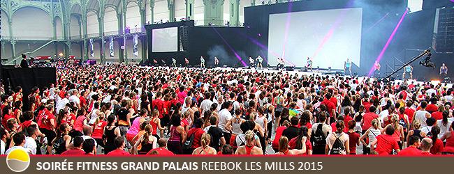 Soir e fitness grand palais reebok les mills 2015 - Cercle de la forme porte de versailles ...