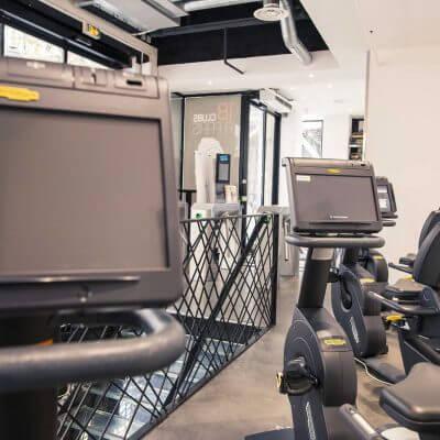 salle de sport fitness beaubourg