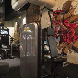 salle de musculation Paris Beaubourg