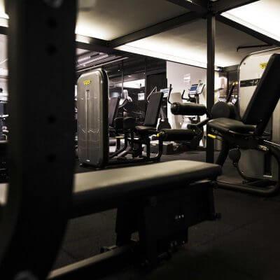salle de musculation Beaubourg