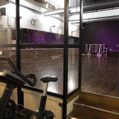salle de fitness Beaubourg