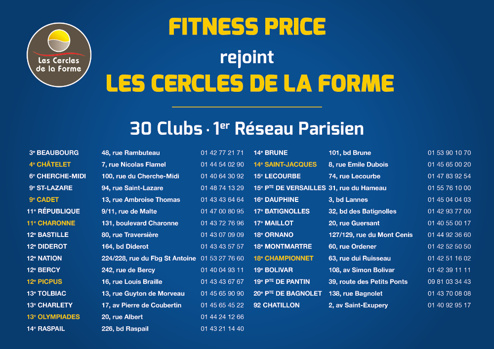 FB liste Fitness Price rejoint les Cercles 17 (1)