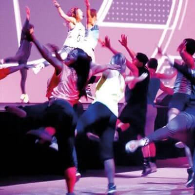 cours collectifs danse les paris