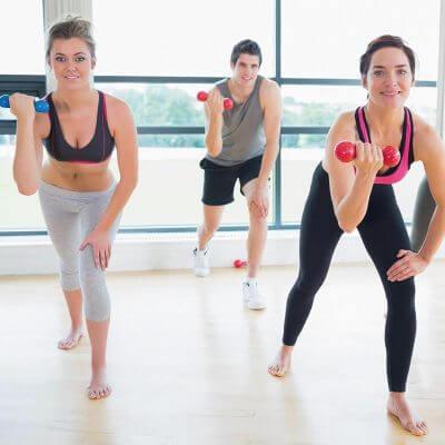 Cours fitness complet paris