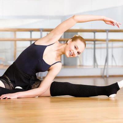 Barre au sol et danse classique
