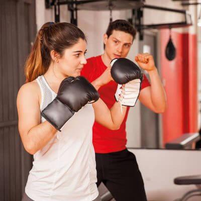 Boxe Francaise et condition physique