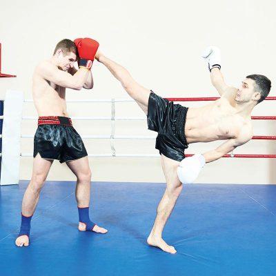 cours de boxe thai