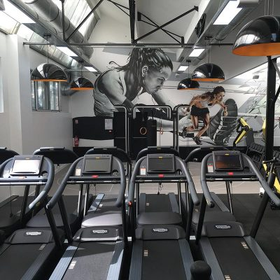 cardio training Salle de sport