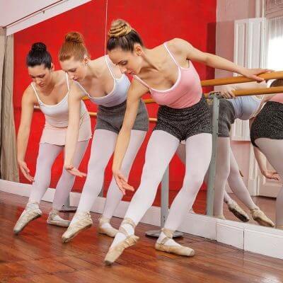 Etirements danse classique