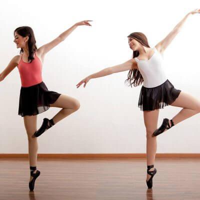 Cours collectif de danse classique