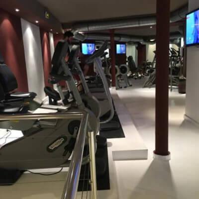 salle de sport Paris championnet