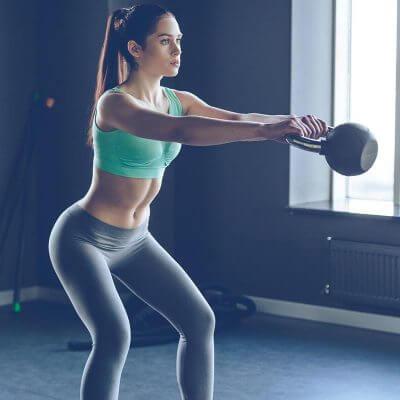Femme hiit fit
