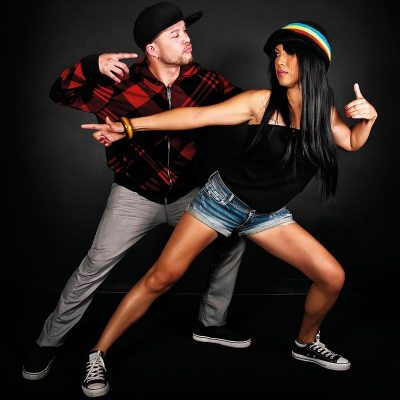 Battle hip hop