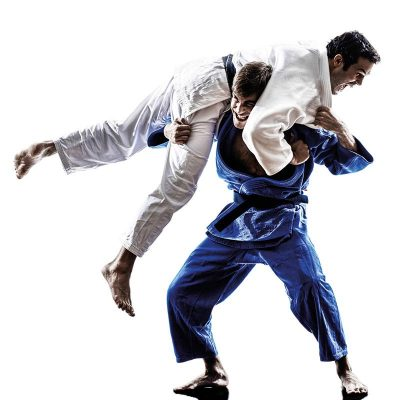 Technique de projection judo