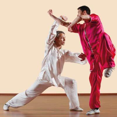position kung fu paris