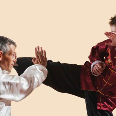 Cours de kung fu paris