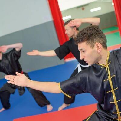 kung fu paris