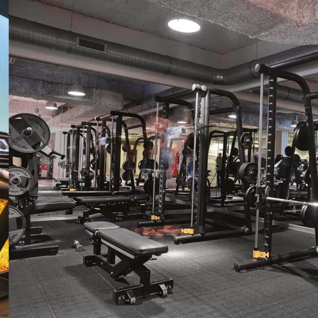 salle de sport nation paris 12 les cercles de la forme. Black Bedroom Furniture Sets. Home Design Ideas