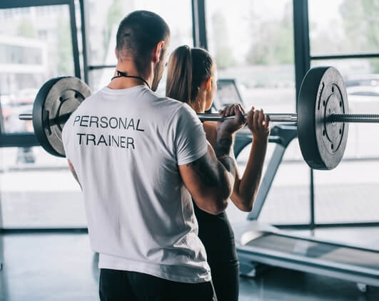 personal trainer paris