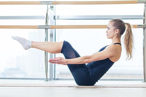 Pilates exercice