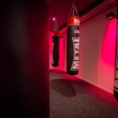 salle de boxe Paris