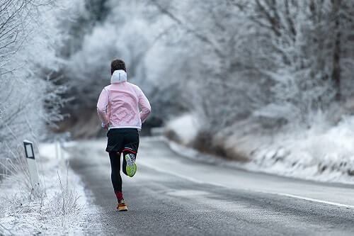 sport running hiver