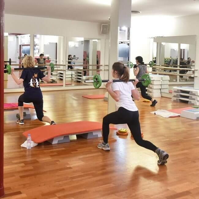 Salle De Sport Saint Lazare Paris 9 Cercles De La Forme