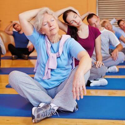 cours collectif de stretching paris