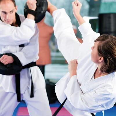 cours collectif de taekwondo paris