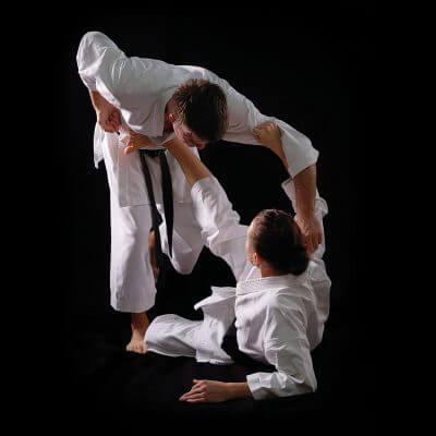combat de tai jitsu à paris