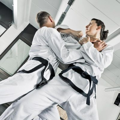 kata de tai jitsu à paris