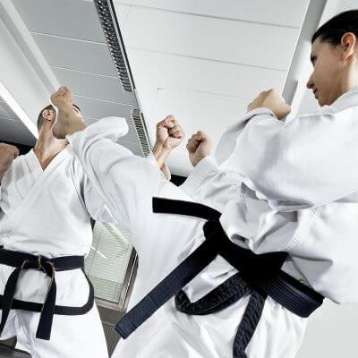 séance de tai jitsu à paris
