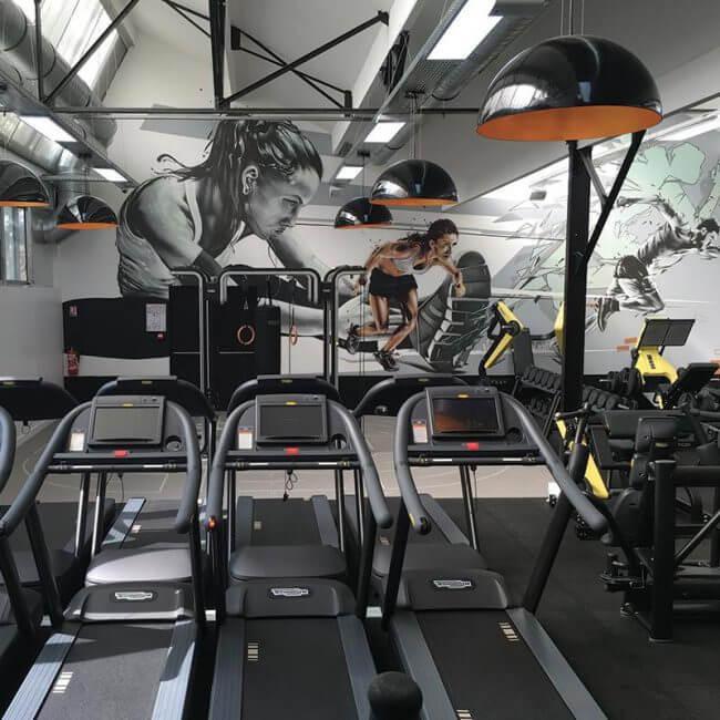 Salle De Sport Tolbiac Paris 13 Cercles De La Forme
