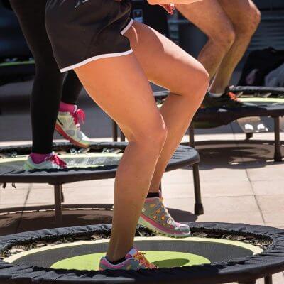 cours de trampoline paris
