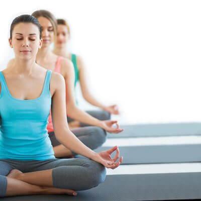 Séance de yoga Paris