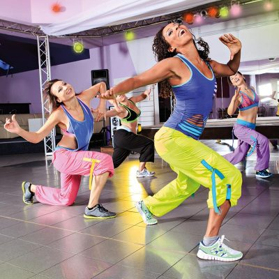 zumba fitness paris